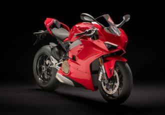 MotoGPマシンが263万で買える!?214馬力を発揮するV4エンジン搭載したドゥカティパニガーレV4とは