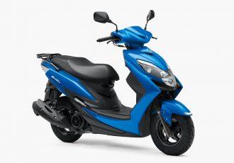 通勤・通学のベストパートナー!スズキから新型125ccスクーターSWISH(スウィッシュ)発売決定!