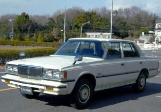 トヨタ初搭載装備多数!!一気に現代的なデザインとなった6代目クラウンとは?