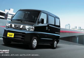 日産と三菱の初協業軽自動車!!初代日産 NV100クリッパー&6代目三菱 ミニキャブ