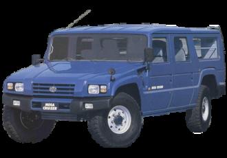 超規格外の最強4WD!災害現場でも大活躍のトヨタ・メガクルーザー