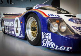 ル・マンやデイトナで数多くの勝利上げた不世出のCカー、ポルシェ962/962Cとは