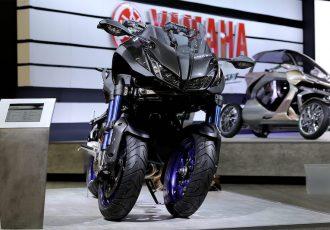 今しか買えない!?膝すりも可能な驚異の新感覚3輪バイク ヤマハ・NIKENとは?