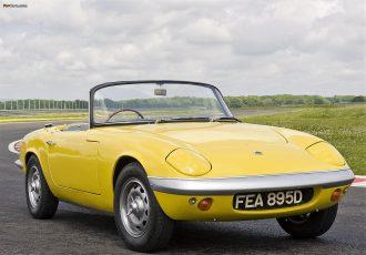 ロードスターもお手本にした?? なぜ初代ロータス・エランは究極のスポーツカーと呼ばれるのか?