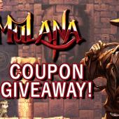 Playism la mulana steam key giveaways