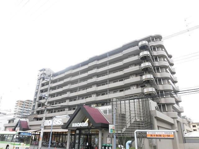 淀川ハイライフマンション 外観