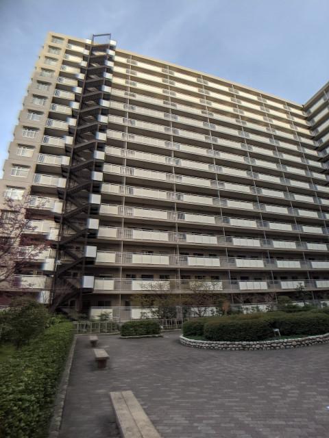 ファミールハイツ北大阪3号棟 外観