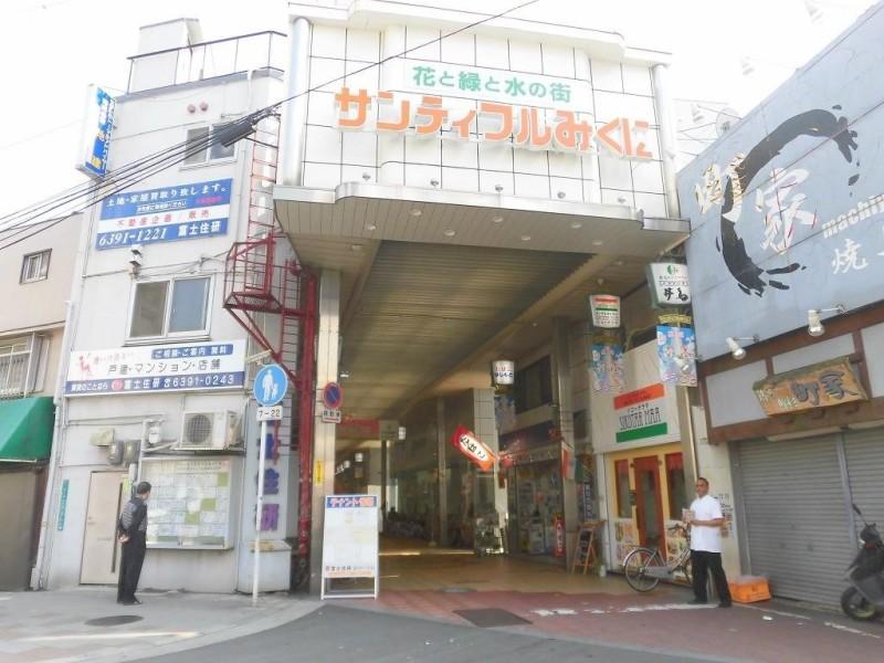 大阪三国町郵便局
