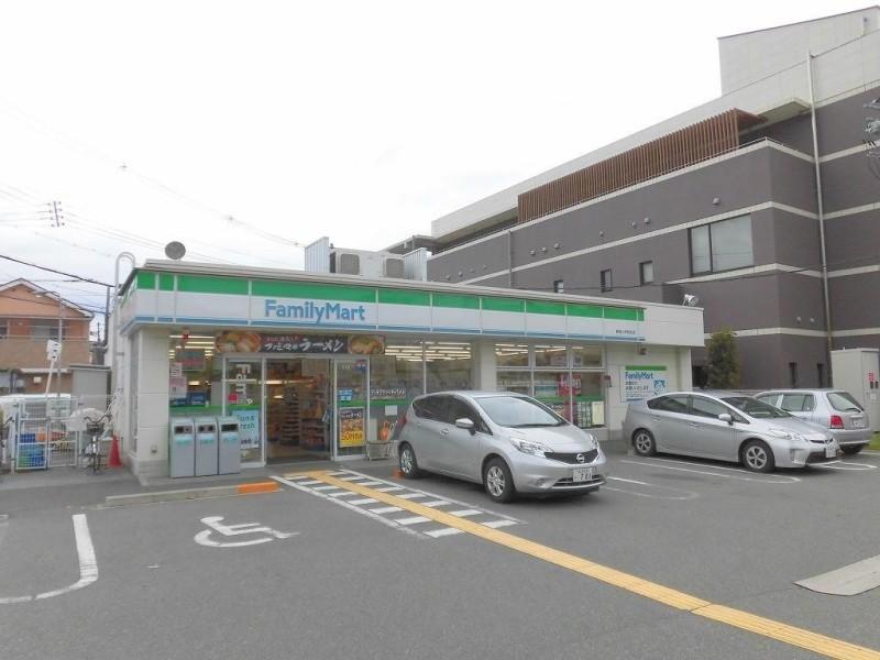 ファミリーマート・新高小学校前店