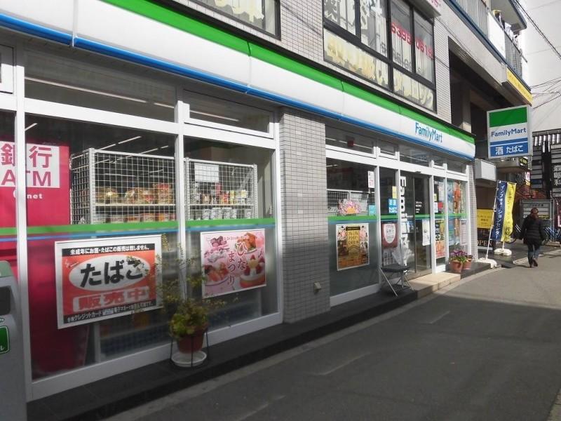 ファミリーマート 神崎川駅東店