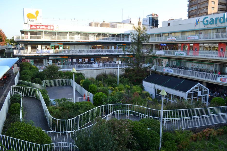 ガーデンシティ栂