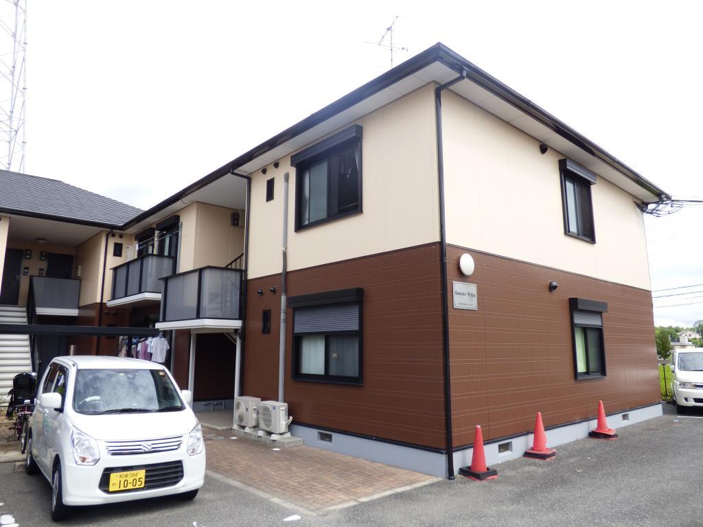 120581/積水ハウス施工のアパートです。
