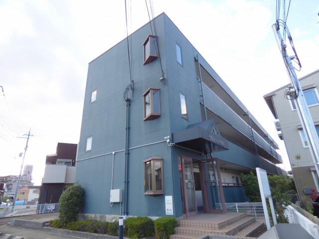 508879/上品な色合いのマンションです。