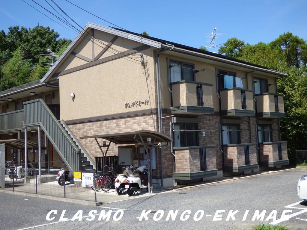 115064/大和ハウス施工のアパートです。