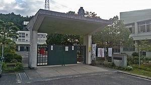 河内長野市立 加賀田中学校