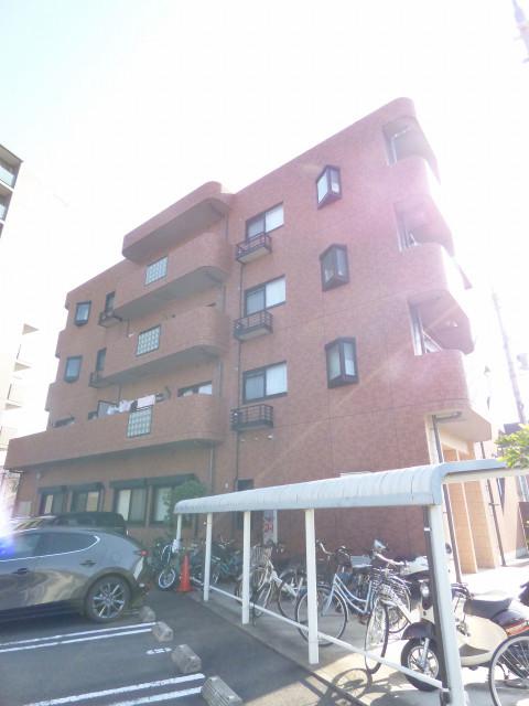 116599/タイル張りのマンションです!
