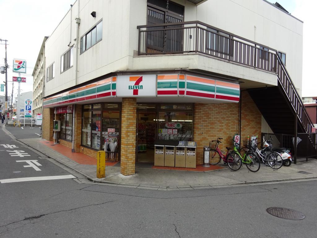 セブンイレブン 大久保5丁目店