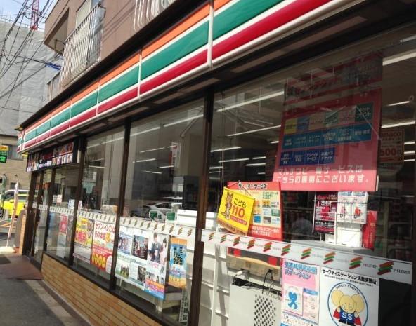 セブンイレブン大阪十三東1丁目店