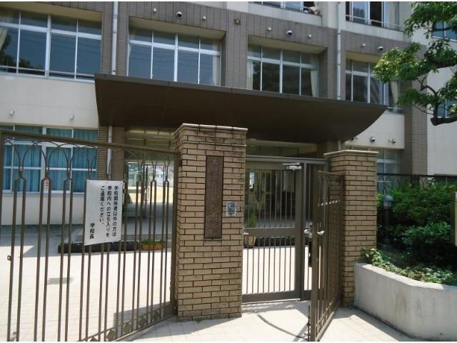 新北野中学校