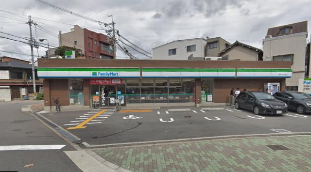 ファミリーマート花岡十三元今里店