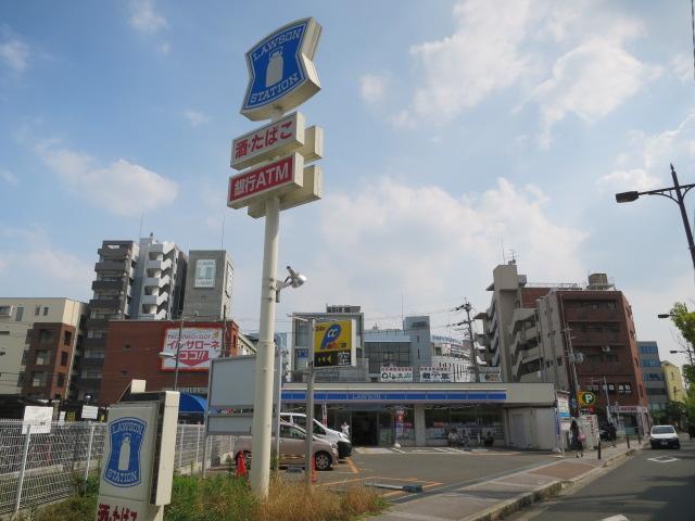 ローソン 阪急茨木市駅南店