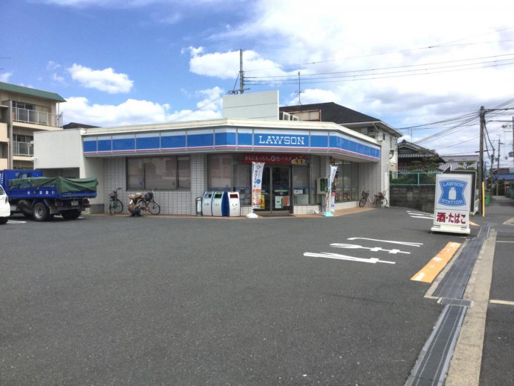 ローソン 茨木鮎川四丁目店