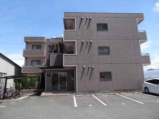 鉄筋コンクリートマンション!