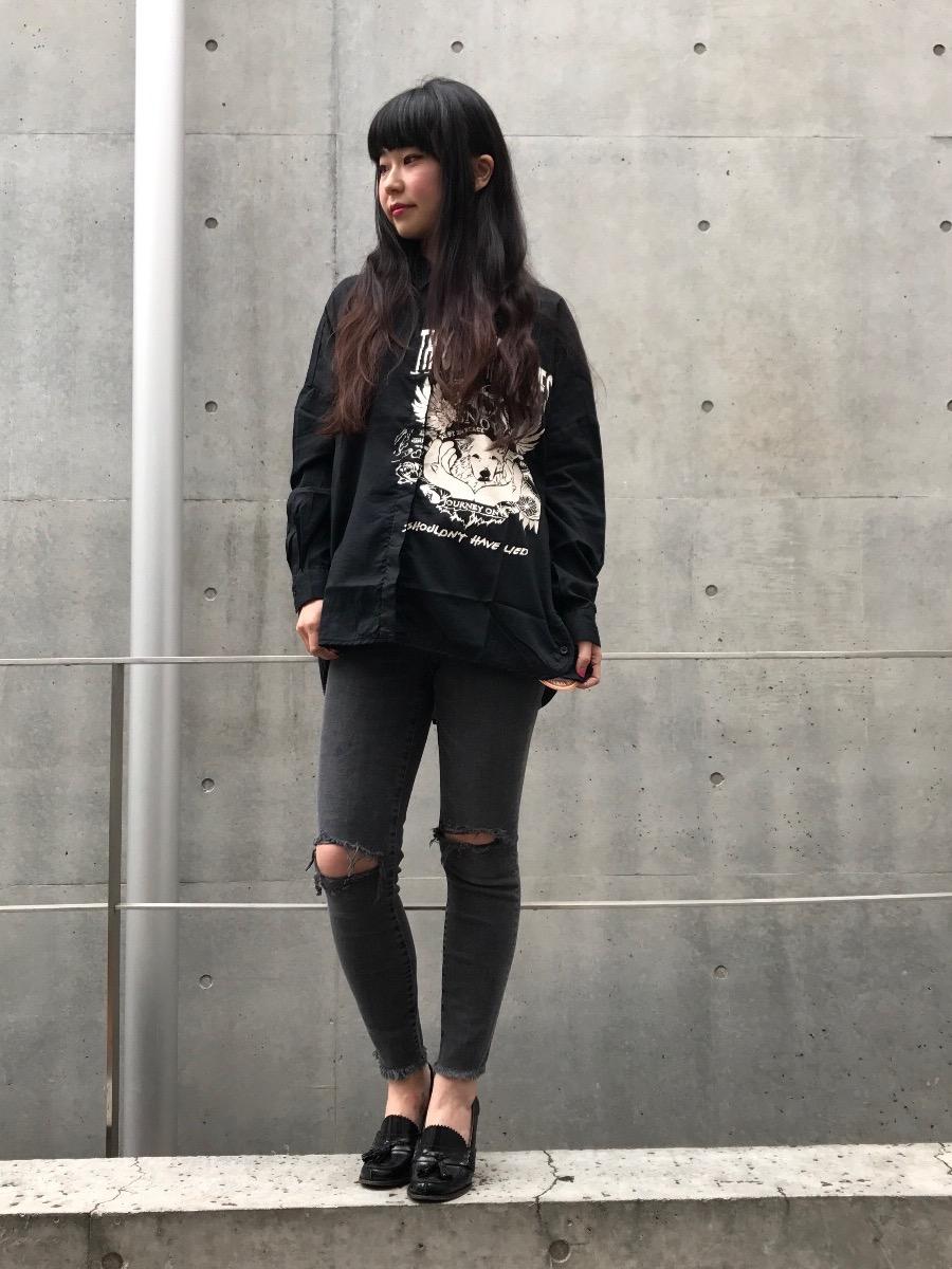 HYSTERICS青山店