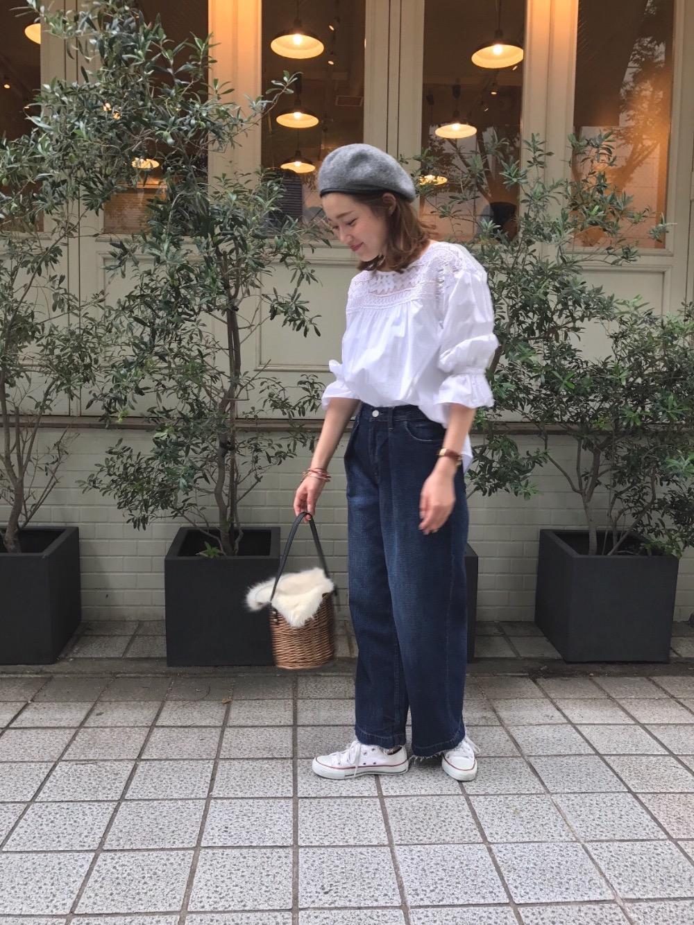 神戸旧居留地路面店