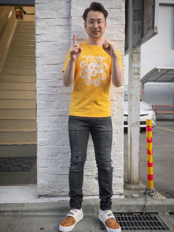 夏のオススメTシャツ