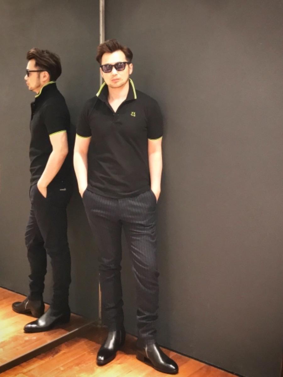 ポロシャツ Sサイズ