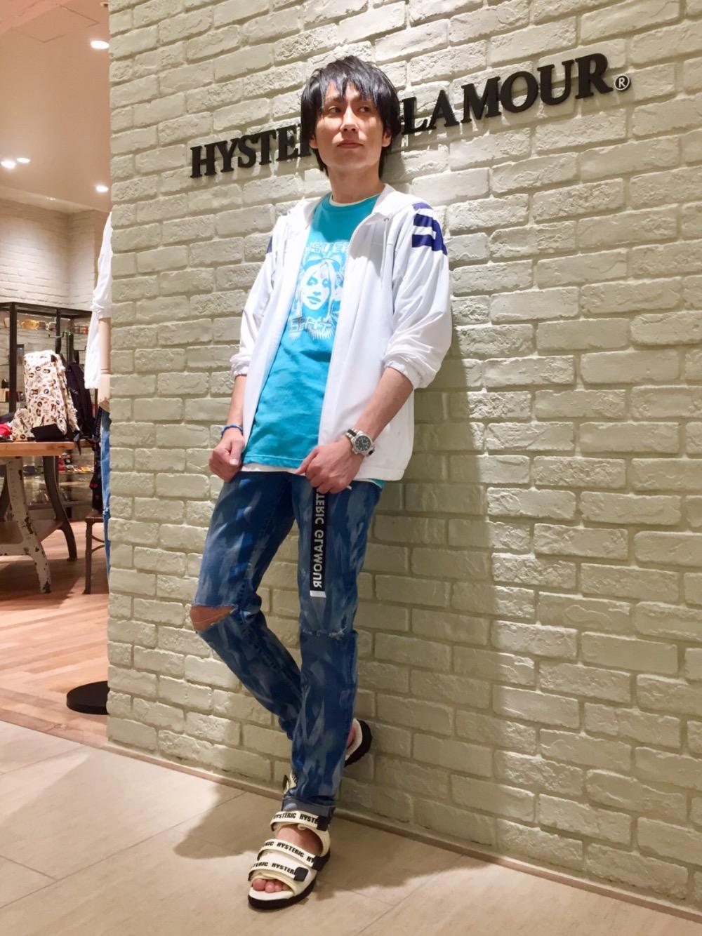 白×青!!