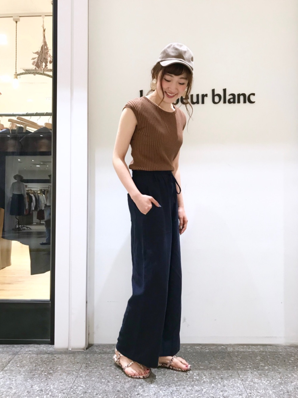 le.coeur blanc名古屋セントラルパーク店