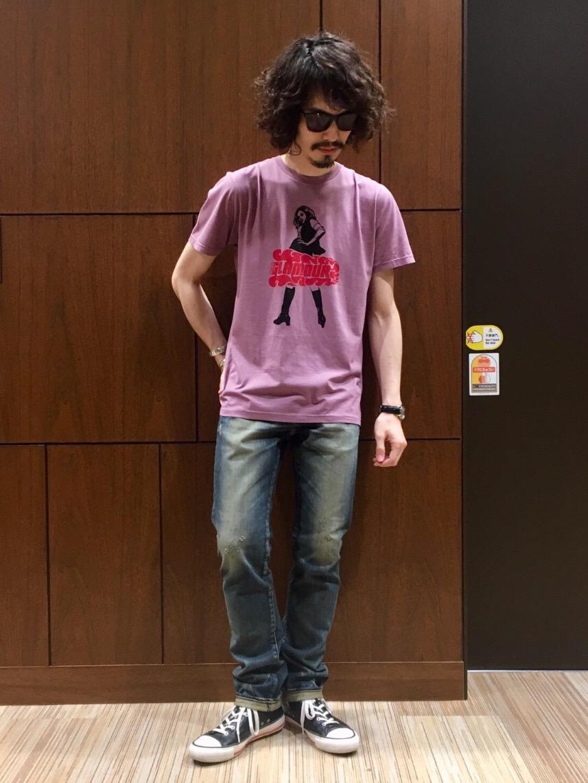 VIXEN GIRL T-shirt再入荷