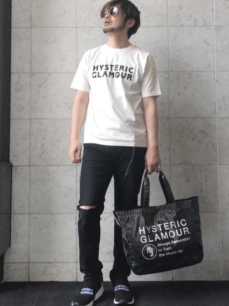 シンボルロゴTシャツ