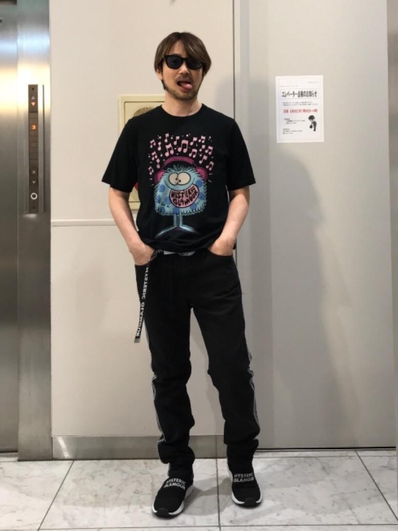 KEVIN LYONS  Tシャツ