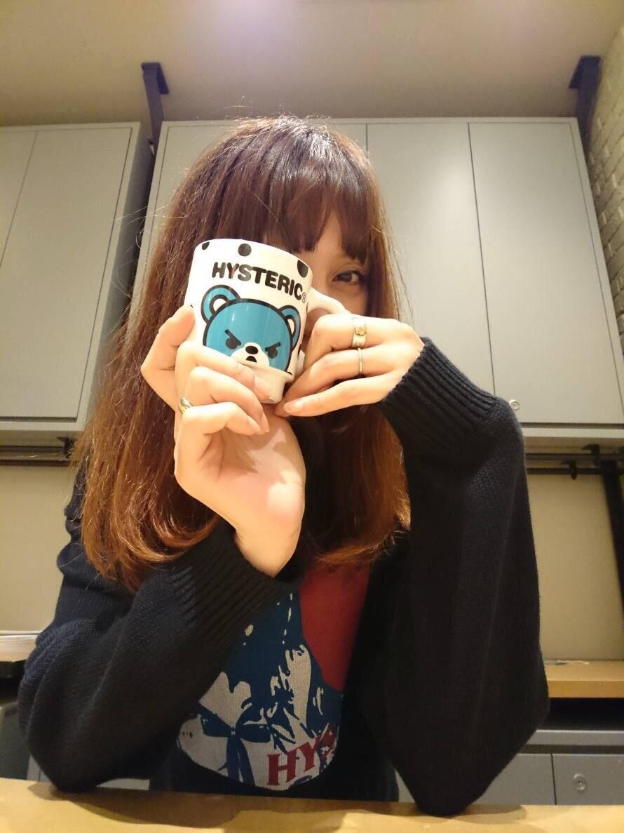 ベアマグカップ