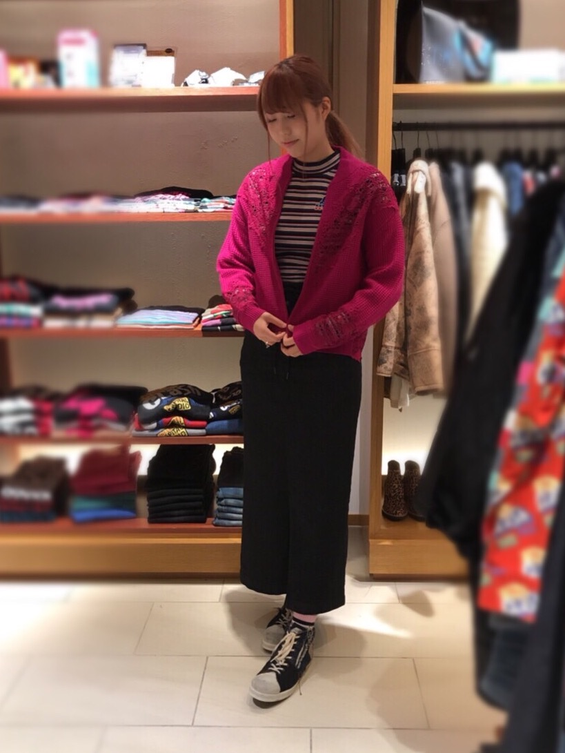 HYSTERIC GLAMOUR伊勢丹新宿店