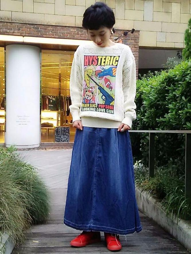 HYSTERIC GLAMOUR六本木ヒルズ店