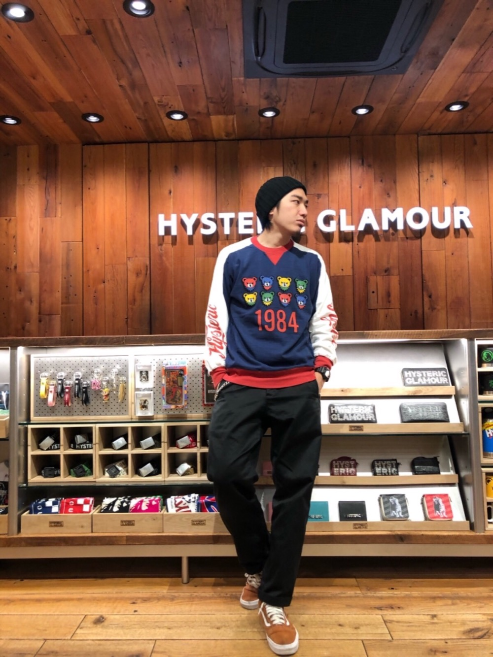 HYSTERIC GLAMOUR渋谷店