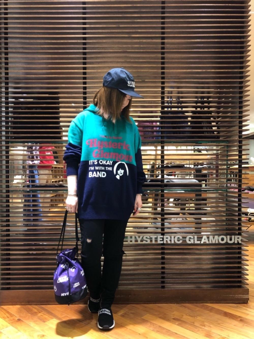 HYSTERIC GLAMOURグランデュオ立川店