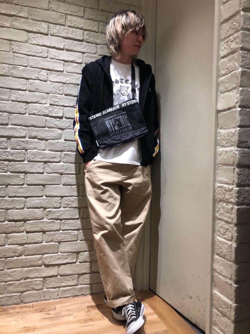 HYSTERIC GLAMOUR横浜ジョイナス店