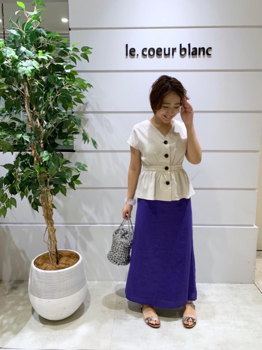 le.coeur blancペリエ千葉店
