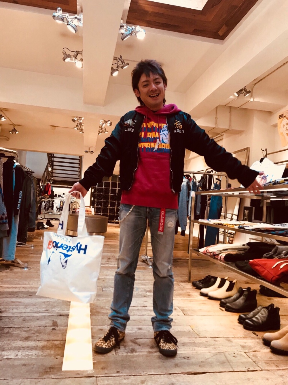 HYSTERIC GLAMOUR札幌店