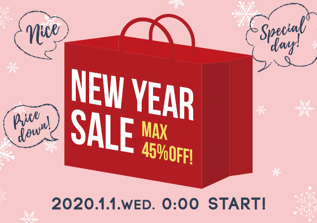 NEW YEAR SALE☆