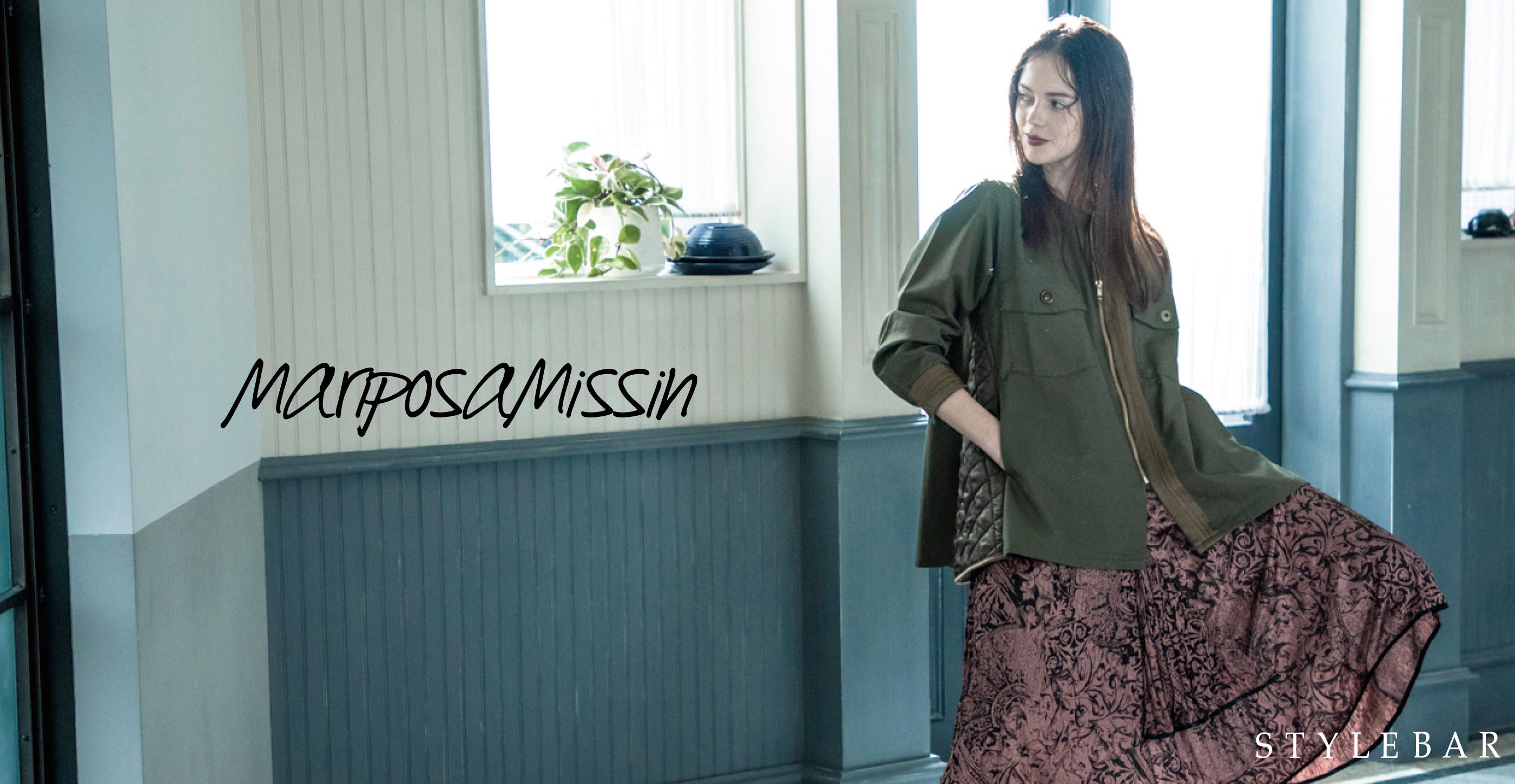 Mariposa Missin POP UP SHOP at 新宿高島屋