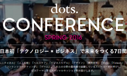 dots. Conference Spring 2016