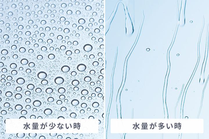 撥水ガラスコート