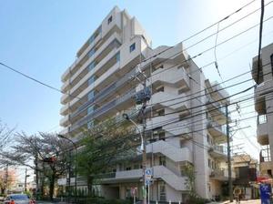 江古田パークマンションA棟
