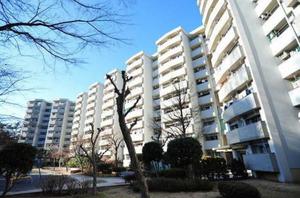 南永田団地1−5号棟
